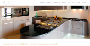 Producator de mobila Rebel Furniture