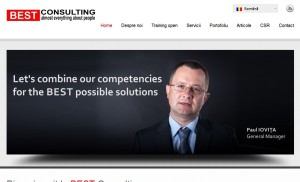 Best Consulting Arad creare site