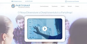 partysnap promovare online
